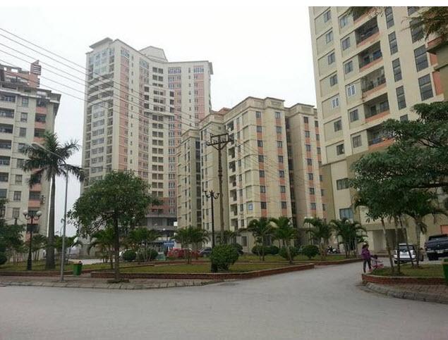 Tiện ích đủ đầy tại Khu đô thị Resco 74 Phạm Văn Đồng